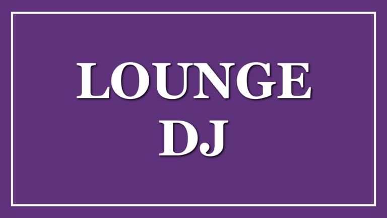 Lounge DJ - JazzDJ.nl