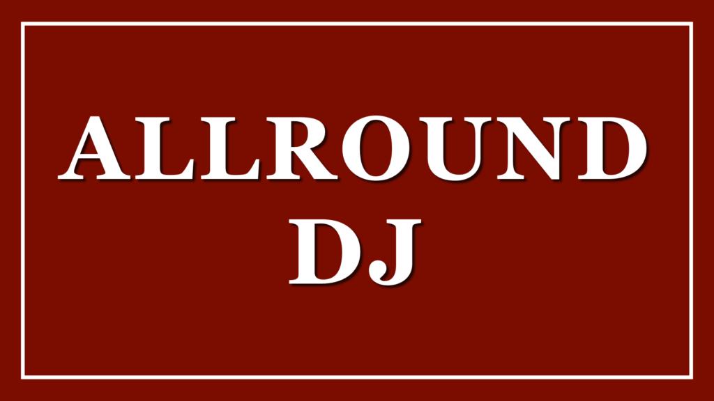 Allround DJ